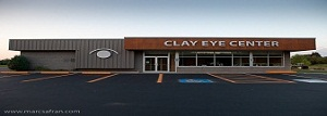 GSBDC Finances New Building for Clay Eye Center