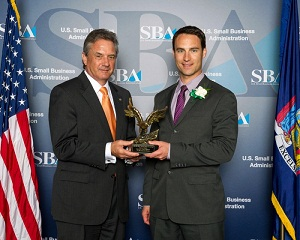Giovanni CEO Chosen as NYS Small Business Person of the Year
