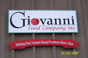 Economic Development Partnership Assists with Expansion of Giovanni Food Co., Inc.